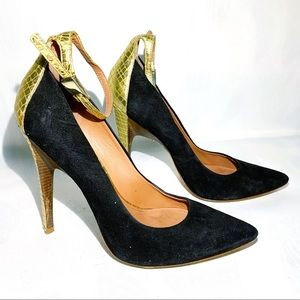 Sigerson Morrison | Bachelor Pumps Crocodile 10